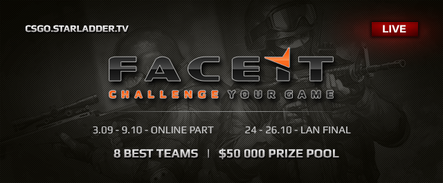 [LIVE!] Финал FACEIT League S2 (онлайн)